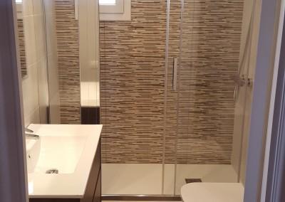 Reforma de baño Castillejos