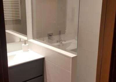Reforma de baño en Aragon