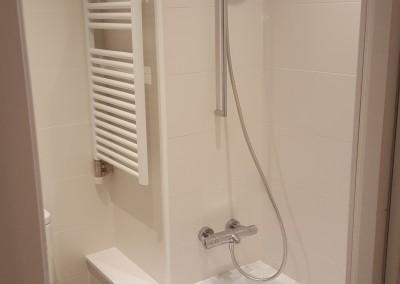 Reforma de baño en Valloreix