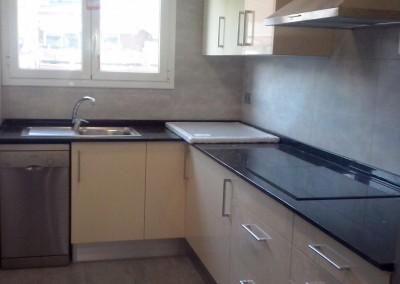 Reformes de cuines a Gracià