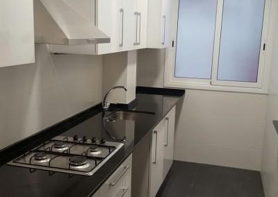 Reforma de cocina calle Cartagena