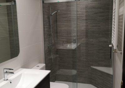 Reforma de baño calle Bac de Roda