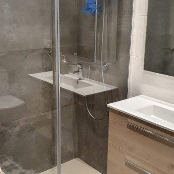 Reforma de baño calle Doctor Santponç